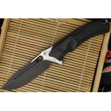 Hunting and Outdoor knife We Knife Vindex Black 802B 11cm