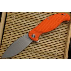 Складной нож CIVIVI Naja оранжевый C802A 9.5см