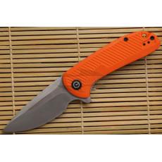 Складной нож CIVIVI Durus, оранжевый C906C 7.6см