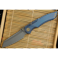 Folding knife We Knife Blue 620D 9.7cm