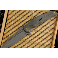 Folding knife We Knife Gray 608O 10cm