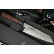 Cuchillo Japones Santoku Ryusen Hamono Bonten Unryu BU307 17.5cm