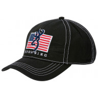 Бейсболка Browning Pride Cap Black 13991