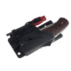 Rescue knife Buck 836 Folding Selkirk  0836BRS-B 9.8cm - 4
