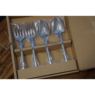 Aoyoshi Vintage Shovel Set 4 pcs 201 493