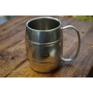 Aoyoshi Vintage DW Barrel Mug 360ml 511 004