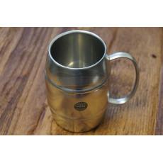 Aoyoshi Vintage DW Barrel Mug 420ml in gift box 201622