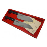 Kitchen knife set Masahiro 2 knives of LLS Series 11 532