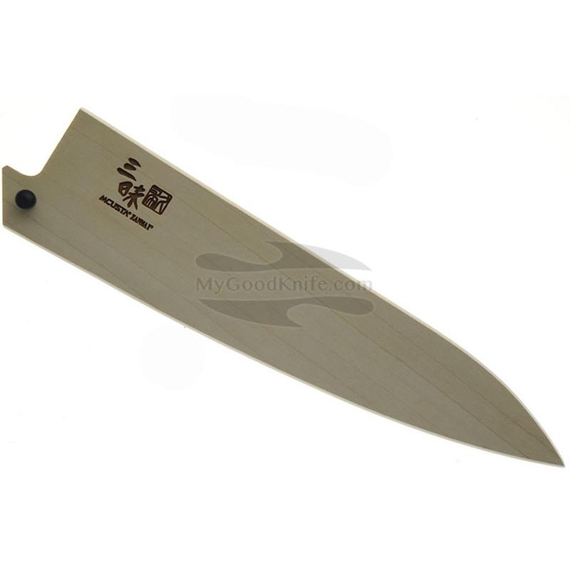 Ножны Mcusta Деревянные, Сая  для кухонных ножей 15 см mnsp150 - 1