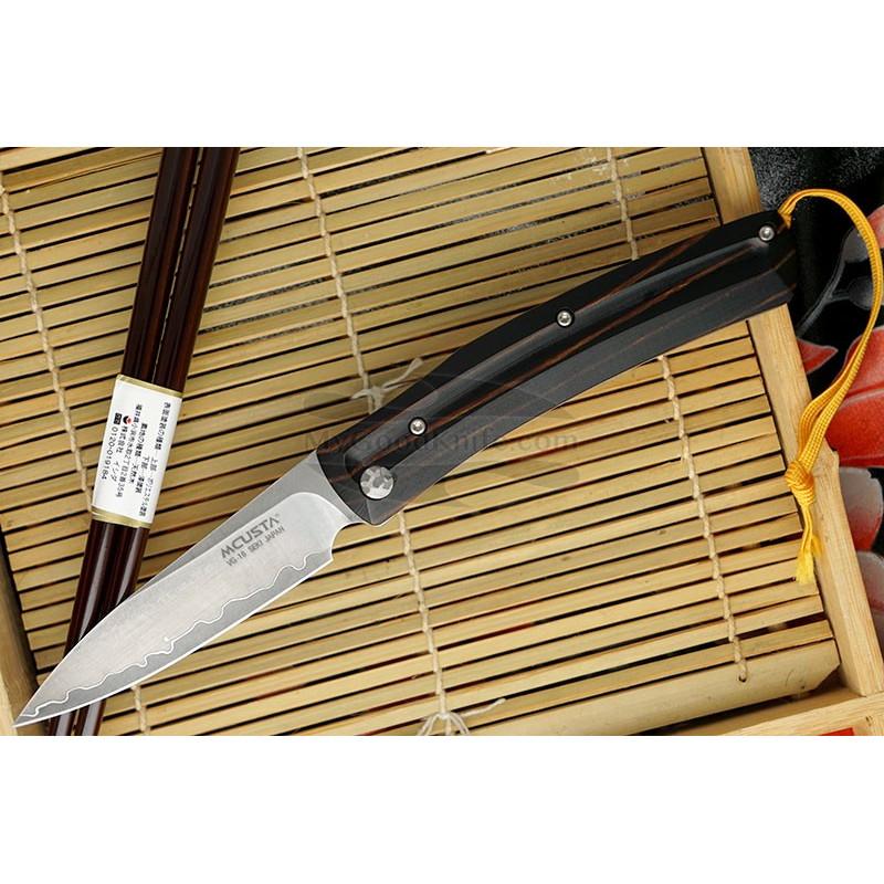 Kääntöveitsi Mcusta Higonokami  MC-0192C 8.3cm - 1