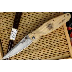 Folding knife Mcusta Uesugi Kenshin  MC-0185D 8.2cm - 1