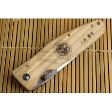 Складной нож Mcusta Uesugi Kenshin  MC-0185D 8.2см - 4