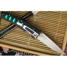 Kääntöveitsi Mcusta Katana Green MC-0044C 8.5cm - 2