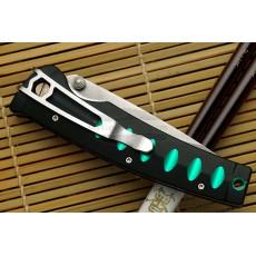 Kääntöveitsi Mcusta Katana Green MC-0044C 8.5cm - 3