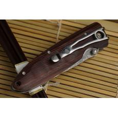 Складной нож Mcusta Classic wave damascus MC-0014DR 8.2см - 3