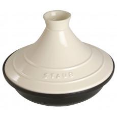 Staub Tajine round 20 cm, Cream  40509-394-0 - 1