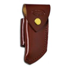 Sheath Marttiini Leather for folding knives M 910211 6.5cm