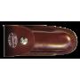 Sheath Marttiini Leather for folding knives L  930212 6.5cm - 1