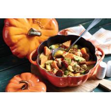 Staub Special Cocotte Pumpkin 24 cm, Cinnamon  40511-403-0 - 2
