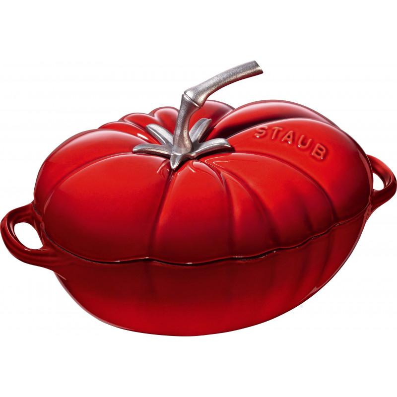 Staub Special Cocotte Tomato Кокот, 25 см Вишневый  40511-774-0 - 1