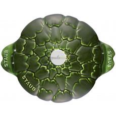 Staub Round Cocotte Artichoke 22 cm, Basil  40501-094-0 - 2