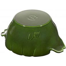 Staub Round Cocotte Artichoke 22 cm, Basil  40501-094-0 - 3