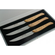 Steak knife Miguel Nieto Set of 6  Lunch Olive 10000E 11cm