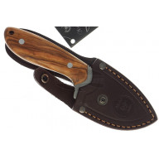 Охотничий/туристический нож Miguel Nieto Chacal шкуросъемный 11036 7.5см - 3