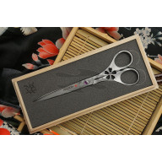 Scissors Mcusta Damascus Sakura  DDS-170D 8cm - 3