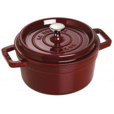 Staub Round Cocotte 22 cm, Grenadine red  40509-355-0 - 1