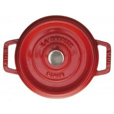 Staub Round Cocotte 22 cm, Сherry  40509-825-0 - 2