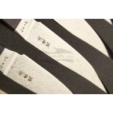 Japanese kitchen knife Seki Kanetsugu Nami 4 pcs  9204 10cm - 2