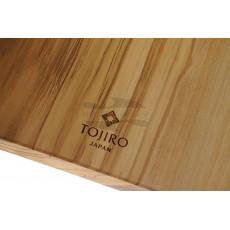 Leikkuulauta Tojiro Oliivipuinen pieni W-1042 - 3