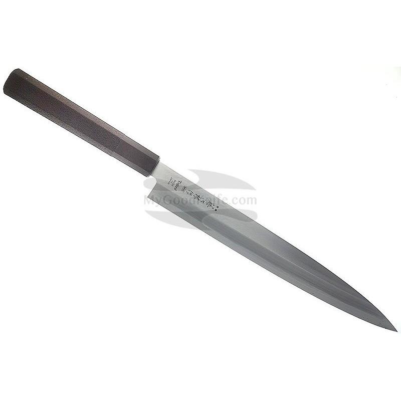 Японский кухонный нож Янагиба Tojiro MV 2 Layered для суши FD-1111 24см - 1