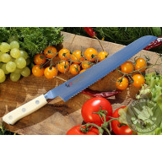 Нож для хлеба Mcusta Classic Damascus HKC-3014D 23см