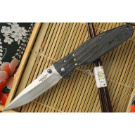 Folding knife Mcusta Zanmai Nobunaga MC-0181D 9.5cm