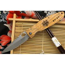 Складной нож Mcusta Hideyoshi MC-0182 9.5см
