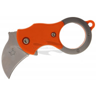 Navaja karambit Fox Mini-Kа Orange FX-535 O 2.5cm