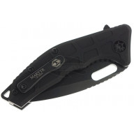 Folding knife Heretic Knives Martyr, black 871373273304 7.6cm - 3