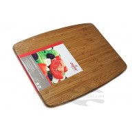 Cutting board Zeller bamboo, big oval  25252