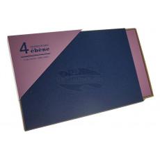 Steak knife Opinel Box of 4, ebony  ОО1827 10cm - 4