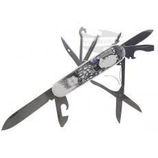 Multi-tool Victorinox Moomi swiss knife  Moominpappa in the Garden 6417167001506 6cm - 3