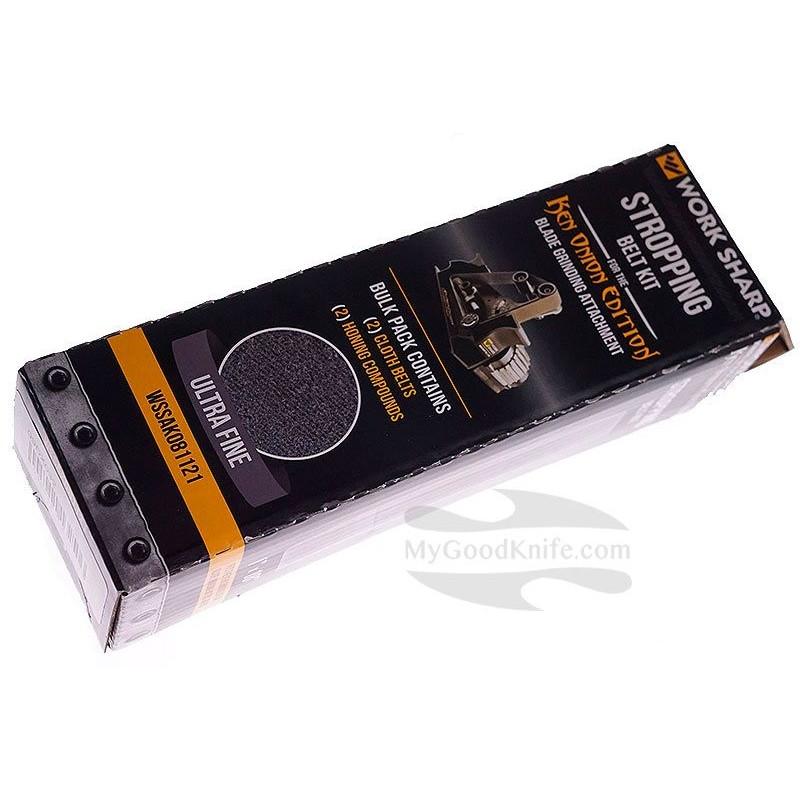 Darex Work Sharp Ken Onion Edition Blade Grinding Attachment Stropping Belt Kit 4045011132506 - 1