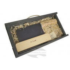 Cuchillo de chef Roselli Chenese Chef R730 in gift box R730P 16cm