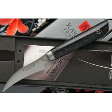 Peeling Vegetable knife Kasumi VG10 Pro 52007 7cm - 2