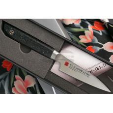 Овощной кухонный нож Kasumi VG10 Pro 52008 8см - 2