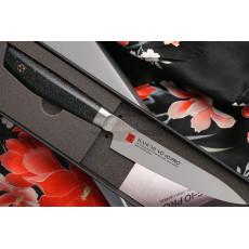 Utility kitchen knife Kasumi VG10 Pro Petty 52012 12cm - 1