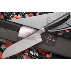 Japanilainen keittiöveitsi Santoku Kasumi VG10 Pro 54018 18cm - 2