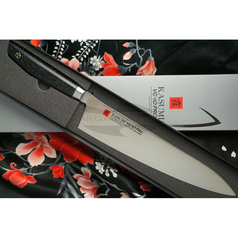 Gyuto Japanese kitchen knife Kasumi VG10 Pro 58024 24cm - 1