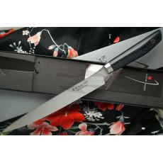 Sujihiki Japanese kitchen knife Kasumi VG10 Pro 56024 24cm - 2